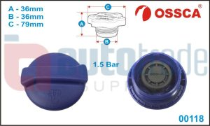 RADIATOR CAP (1.5BAR)