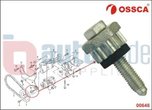 ALTERNATOR ADJUST GEAR