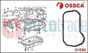 GASKET SUMP (1PC)
