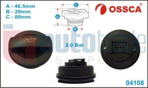 RADIATOR CAP (2.0BAR)