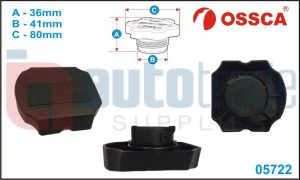 OIL FILLER CAP (OEM)