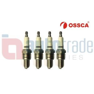 SPARK PLUGS 4PC (OSSCA)