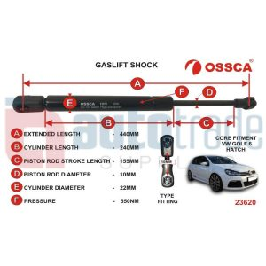 GASLIFT (440mm-550nm)