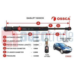 GASLIFT (450mm-535nm)