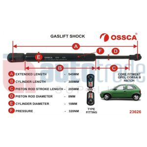 GASLIFT (545mm-320nm)