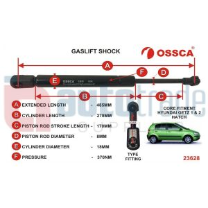 GASLIFT (485mm-370nm)