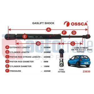 GASLIFT (500mm-400nm)