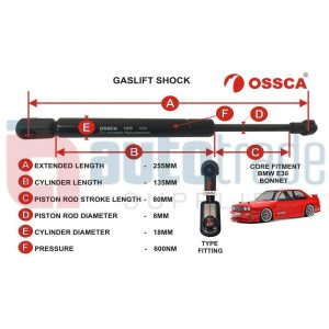 GASLIFT (255mm-600nm)
