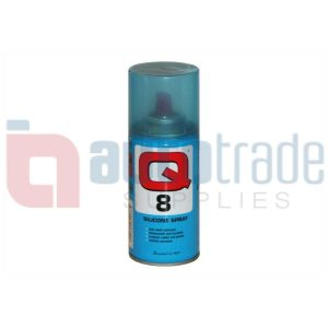 Q8 SILICONE SPRAY 150G