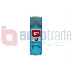 Q8 SILICONE SPRAY 400G