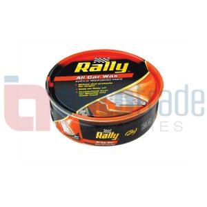 RALLY ALL CAR WAX TIN 200ML