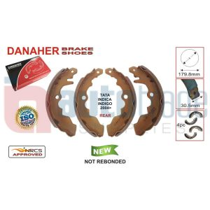 BRAKE SHOE (179.8mmX30.5mm)