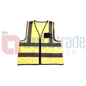 SAFETY VEST LIME-LARGE