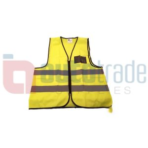 SAFETY VEST LIME-X LARGE