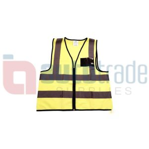 SAFETY VEST LIME-XXX LARGE