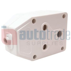 ELECTRICAL PLUG 16AMP DOUBLE