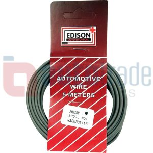 AUTO CABLE 2.0mm (5mtr-GREY)