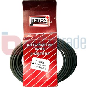 AUTO CABLE 2.5mm (5mtr-GREY)