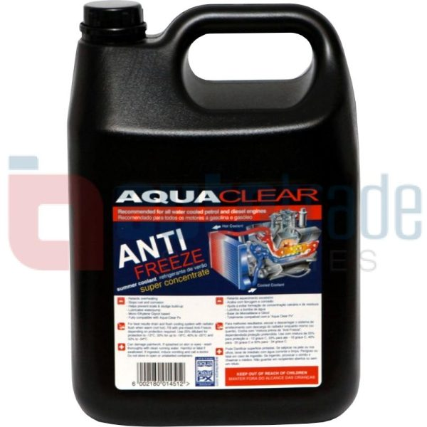 AQUA CLEAR ANTI-FREEZE 5L