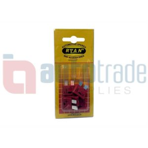 RYAN BLADE FUSE STD 10AMP 5PC