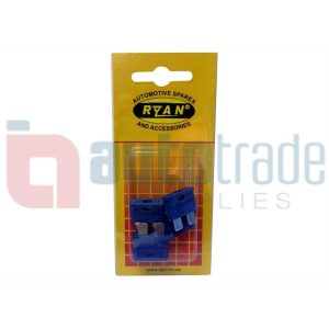 RYAN BLADE FUSE STD 15AMP 5PC