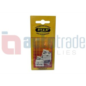 RYAN BLADE FUSE STD 25AMP 5PC