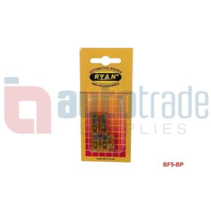 RYAN BLADE FUSE STD 5AMP  5PC