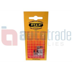 RYAN BLADE FUSE MINI 25AMP 5PC