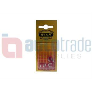 RYAN BLADE FUSE RED-10AMP 5PC