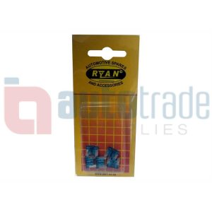 RYAN BLADE FUSE BLUE-15AMP 5PC