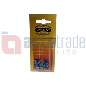 RYAN BLADE FUSE BLUE-15AMP 5PC