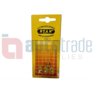 RYAN BLADE FUSE YELLOW-20AMP