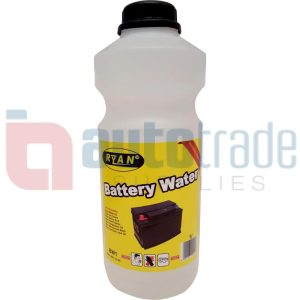 RYAN BATTERY WATER (1L)