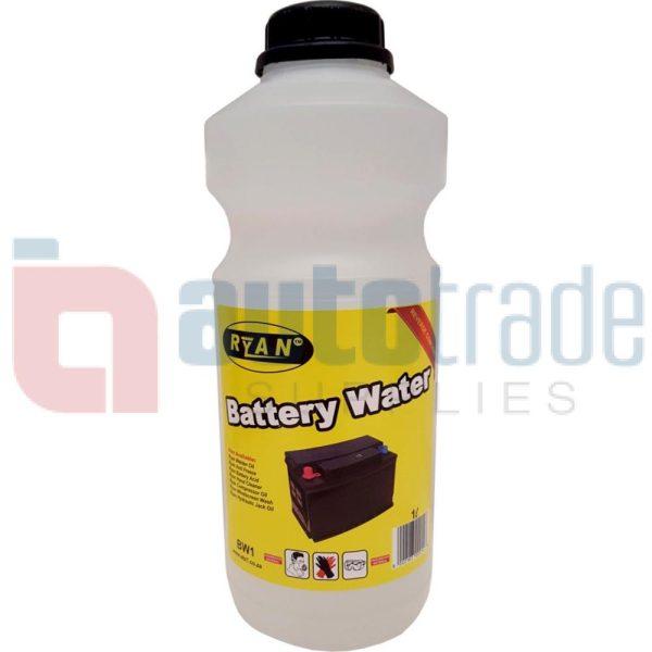 RYAN BATTERY WATER (1L)