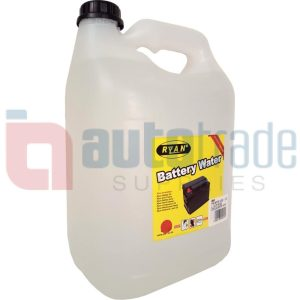 RYAN BATTERY WATER (5L)