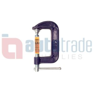 G CLAMP (75mm)