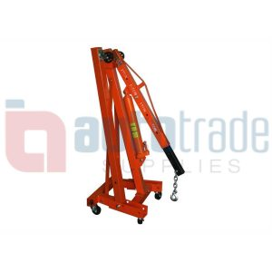ENGINE CRANE 2000KG (FOLDING)