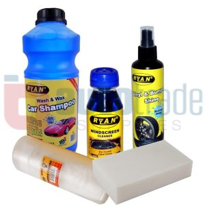 RYAN CAR CARE VALUE PACK