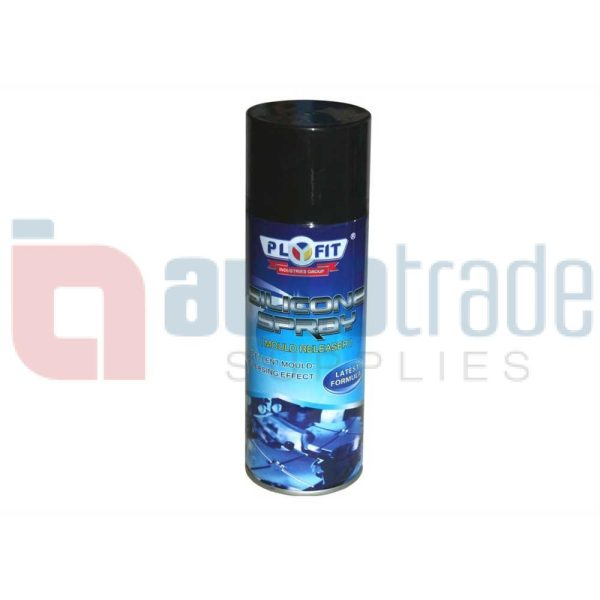 PLYFIT SILICONE SPRAY 400ML