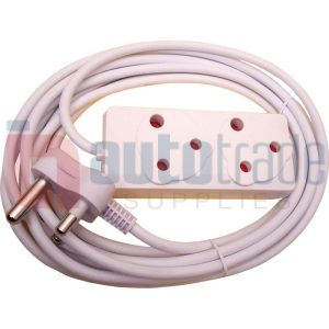 EXTENSION LEAD 4MTR