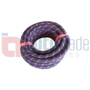 HOSE FUEL 8MM BRAIDED (10M)