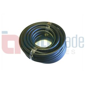 HOSE FUEL 6MM RUBBER (10M)