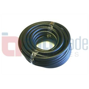 HOSE FUEL 8MM RUBBER (10M)