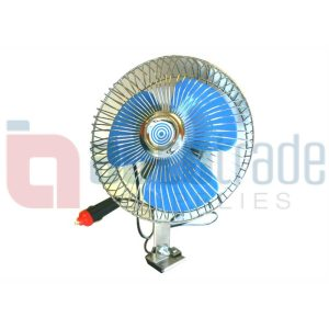 CAR FAN 2 SPEED 12V