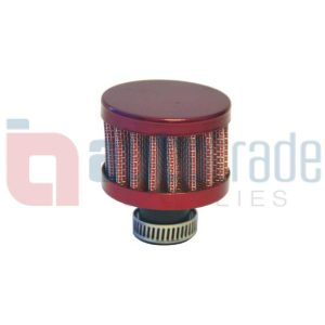 CONE FILTER RED SMALL