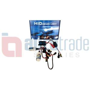 GLOBE KIT HID H1-6000K-35W