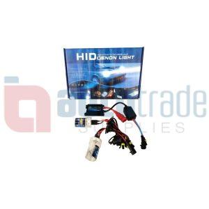 GLOBE KIT HID H3-6000K-35W