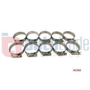 HOSE CLAMP (21-44MM)