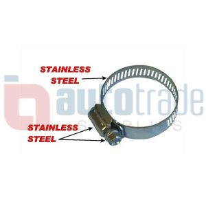 HOSE CLAMP (10-22MM)