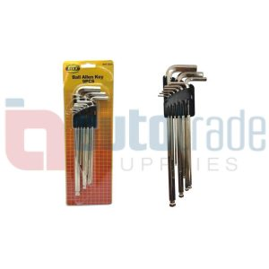 ALLEN KEY BALL 10PC